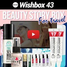 WISH BOX (No.43) : Beauty Story Box (For Travel)