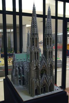 Lego Cathedral of St Macário