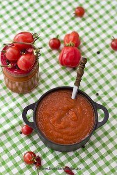 Ketchup de casa ~ bucatar maniac