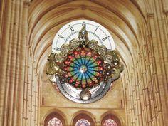 GotikART : Brosche aus alten Uhrenteilen von Recycling-Art auf DaWanda.com