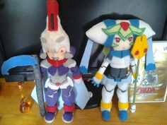Pro and pan plushies :D by harpuiaprometheus.deviantart.com on @deviantART