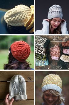 Favorite New Favorites: knitting patterns of the year