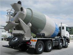 Concrete Truck Mixer $104,000