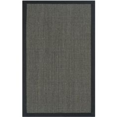 Amazon.com: Safavieh Natural Fiber Collection NF441B Hand Woven Marble and Grey Jute Area Rug, 9 feet by 12 feet (9' x 12'): Kitchen & Dining