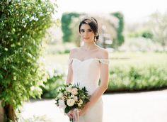 Kiara + Taner - Classic & romantic garden wedding #rcrealbride #raffaeleciuca raffaeleciuca.com.au