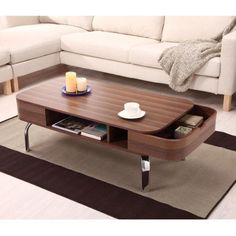 Modern Contemporary Style Coffee Table
