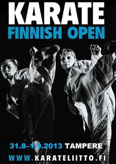 Finnish karate open 2013