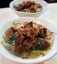 Mie Titee Grajen 195 Makanan khas Semarang Jalan Kertajaya 7C 20 Buka Jam 18:00-23:00