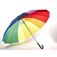 Doppler Golf Rainbow Multifarvet