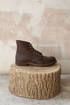 Red Wing Boots Iron Ranger Amber 8111 6'