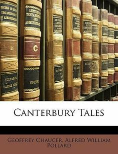 Cover art for Canterbury Tales