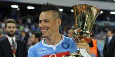 """Hamsik: """"Orgoglioso di essere capitano azzurro"""" ~ CLUB NAPOLI PIEDIMONTE MATESE"""