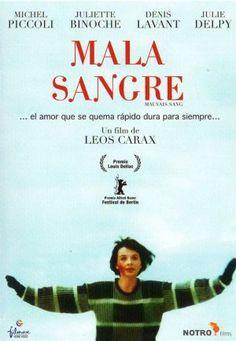 『汚れた血』 Mauvais sang /レオス・カラックス Leos Carax (1986)