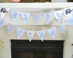 first birthday decorations on Etsy, a global handmade and vintage marketplace.
