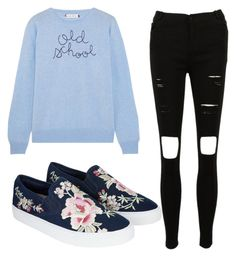 """""""Untitled #111"""" by jimins-apple on Polyvore featuring Lingua Franca and Monsoon"""