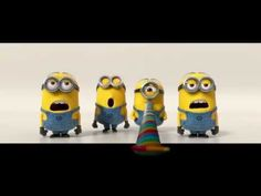 Despicable Me - Minions Singing - 10 min!
