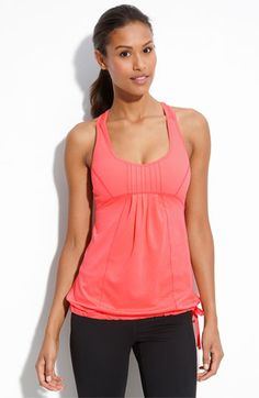 zella tank- great for yoga