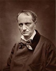 Etienne Carjat, Woodburytype of Charles Baudelaire, 1878