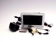 Televize do auta Liliput 7 color wide LCD monitor (6776667790) - Aukro - největší obchodní portál