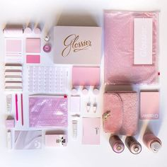 Don't you mean #glossierpink? #pantone2016
