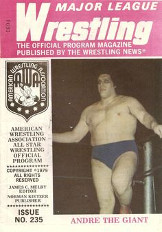 Major League Wrestling November 1979 a