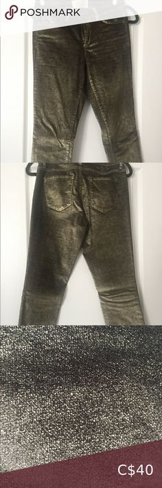 Spotted while shopping on Poshmark: Rachel Roy Denim foiled skinny jeans size Rachel Roy Roy Black, Rachel Rachel, Plus Fashion, Fashion Tips, Fashion Trends, Skinny Pants, Black Shoes, Pant Jumpsuit, Jumpsuits