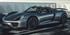 Porsche 918 Spyder Photo Shoot by Marcel Lech > Constructeur : Porsche - Supercharged