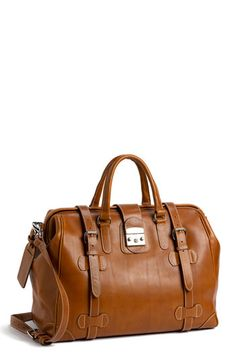 Mulholland 'Safari' Leather Bag available at #Nordstrom