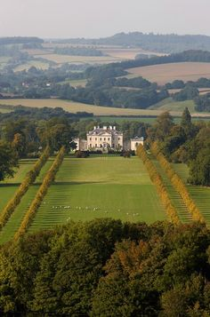 Ferne House is a country house in the parish of Donhead St Andrew in Wiltshire, England. There has been a settlement on the site since 1225 AD. English Country Manor, English Manor Houses, English House, English Countryside, English Estates, England, Palaces, Park Homes, Country Estate