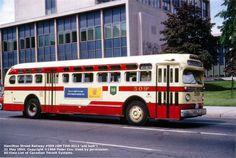 Old Hamilton, Ontario Bus. Hamilton Ontario Canada, Bus System, Burlington Ontario, The Old Days, Time Photo, What A Wonderful World, Canada Travel, Wonders Of The World, Toronto