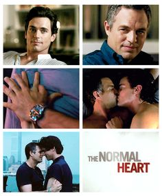 The Normal Neart - Matt Bomer, Mark Ruffalo, Julia Roberts, Alfred Molina & Jim Parsons | Heartwrenching movie