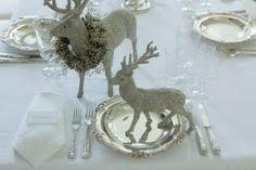 Christmas Place-Setting. Simple. Elegant.