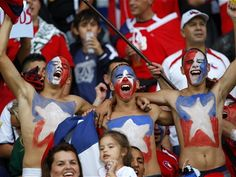 chilenos, hinchas chilenos, chile, chilean people, chileans, chilean men, chilenos feos, chileno promedio