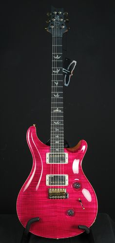 My dream guitar! #PRS #Custom24 #BonniePink #prsguitars