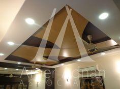 Modern home interior design and architectural work by AmerAdnan Associates.