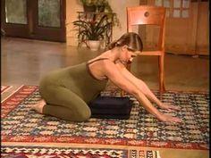 Prenatal Yoga - Part Three - YouTube