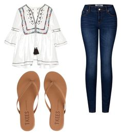 """Untitled #251"" by livgirl-10 ❤ liked on Polyvore featuring 2LUV, Talitha and Tkees"