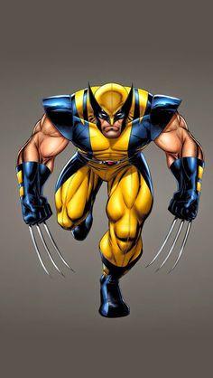 X-Men Wolverine Marvel SuperHero! HD Wallpapers!