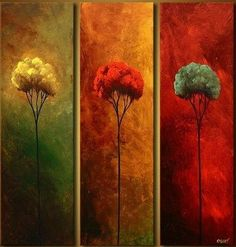Buy beautiful landscape paintings, modern landscape paintings, canvas art and contemporary artworks. Colorful paintings of forests, trees, cloudy skies and other modern art. Choose your favorite landscape painting. Canvas Painting Landscape, Forest Painting, Abstract Landscape, Watercolor Painting, Cityscape Art, Contemporary Abstract Art, Modern Contemporary, Contemporary Artists, Art Mural