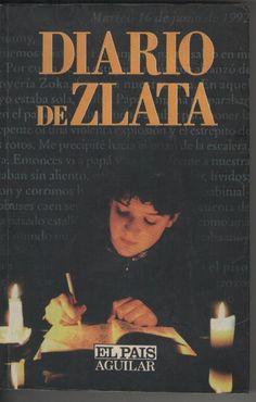 4º ESO Diario de Zlata, Zlata Filipovic. Emulando a Ana Frank y su célebre diario, Zlata Filipovic, una joven bosnia de 11 años, nos relata con un estilo directo y desgarrador los horrores de la guerra de Bosnia.