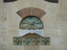 Villa Majorelle (or Villa Jika) - glazed stoneware by Alexandre Bigot