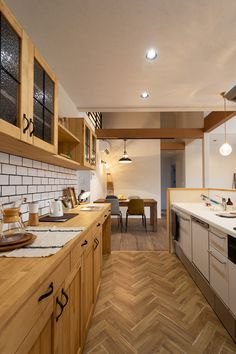 Kitchen Interior, Room Interior, Dream Apartment, Modern Chandelier, Kitchen Living, Home Furniture, Layout, House Design, Dining