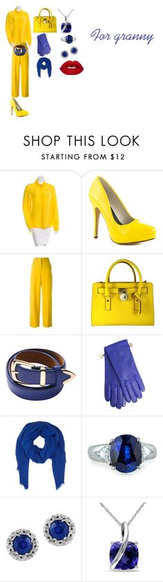 """FOR GRANNY"" by arialaster on Polyvore featuring STELLA McCARTNEY, Michael Antonio, Cédric Charlier, MICHAEL Michael Kors, Boutique Moschino, DESTIN, Fantasia by DeSerio, Effy Jewelry, Miadora and Lime Crime"