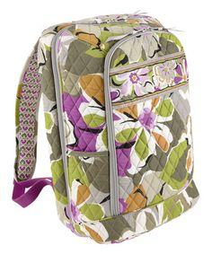 09ee3543c129 Look at this  zulilyfind! Portobello Road Laptop Backpack  zulilyfinds Vera  Bradley Laptop Backpack