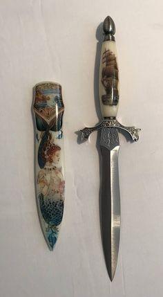 Fantasy Dagger, Fantasy Weapons, Pretty Knives, Cool Knives, Swords And Daggers, Knives And Swords, Knife Aesthetic, Armas Ninja, Dagger Knife