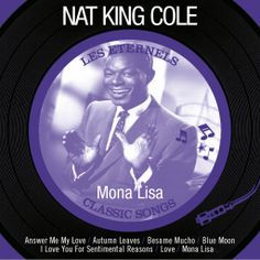 BLUE MOON - Nat King Cole - YouTube