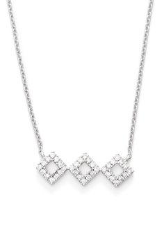 Dana Rebecca Designs Diamond Pendant Necklace (Nordstrom Exclusive)