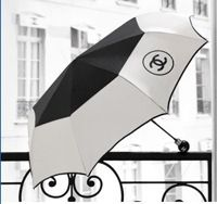 Chanel.  With this, I might enjoy the rain!