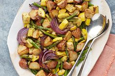 Make these Oven-Roasted Vegetables with Dijon! This colorful medley of vegetables is a great side dish for your lunch or dinner.