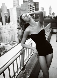 """and god created gisele"": gisele bundchen by mario testino."